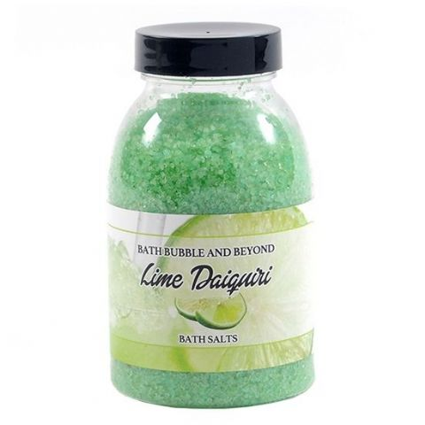 Lemon Daiquiri Non-Foaming Bath Salts - Bath Bubble & Beyond 300g